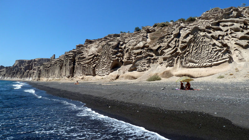 plaja-santorini